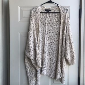 Forever 21 Lose Knit Sweater